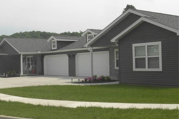 north star of dover, ohio retirement community condos